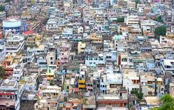 Ciudad de Vijayawada Fotografía de archivo