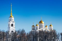 Ciudad de Vladimir, Rusia imagen de archivo libre de regalías