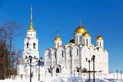 Ciudad de Vladimir, Rusia fotos de archivo