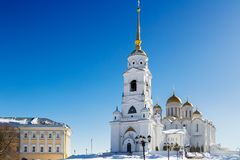Ciudad de Vladimir, Rusia fotos de archivo libres de regalías