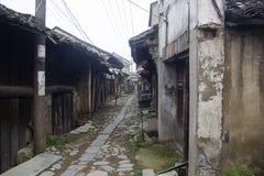 Ciudad de XiHe Imagen de archivo libre de regalías