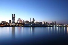 Ciudad de Yokohama Foto de archivo