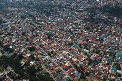 Ciudad del aire, Luzón, Filipinas de Ángeles Foto de archivo libre de regalías