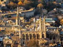 Ciudad del baño Somerset England Reino Unido Europa Foto de archivo