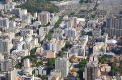 Ciudad del Brasil Río fotos de archivo