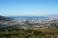 Ciudad del Cabo Imagen de archivo libre de regalías