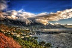 Ciudad del Cabo Suráfrica imagen de archivo libre de regalías