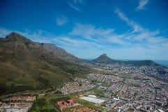 Ciudad del Cabo (Suráfrica) Fotografía de archivo libre de regalías