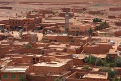 Ciudad del desierto Fotos de archivo libres de regalías