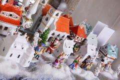Ciudad del juguete Imagenes de archivo