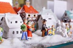 Ciudad del juguete Imagen de archivo