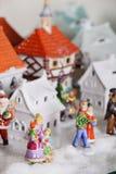 Ciudad del juguete Imagen de archivo libre de regalías