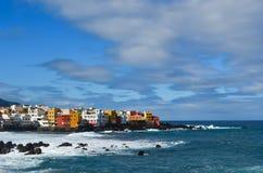 Ciudad del mar Fotos de archivo