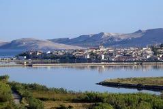 Ciudad del Pag Imagen de archivo