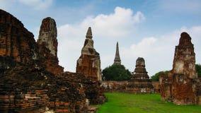 Ciudad del patrimonio mundial de Ayutthaya Imagen de archivo