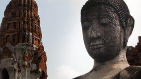 Ciudad del patrimonio mundial de Ayutthaya Fotografía de archivo