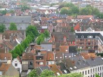 Ciudad del señor en Bélgica Fotografía de archivo libre de regalías