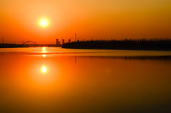 Ciudad del sol Fotos de archivo libres de regalías