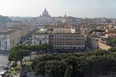 Ciudad del Vaticano Fotos de archivo
