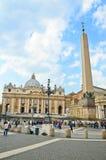Ciudad del Vaticano Fotografía de archivo