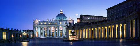 Ciudad del Vaticano, Roma, Italia Imagenes de archivo