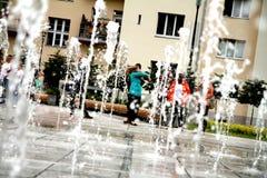 Ciudad del ³ w de Rzeszà y alrededor Fotos de archivo libres de regalías