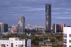 Ciudad Ekaterimburgo Imagen de archivo libre de regalías