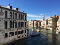 Ciudad en el agua fotos de archivo libres de regalías