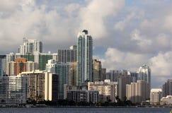 Ciudad en el cielo Fotografía de archivo libre de regalías