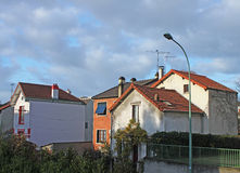 Ciudad europea Fotografía de archivo