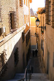 Ciudad europea vieja Foto de archivo libre de regalías