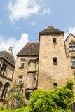 Ciudad francesa Imágenes de archivo libres de regalías