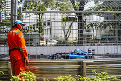 Ciudad Grand Prix 2015 del kilolitro Imagen de archivo