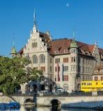 Ciudad Hall Building de Zurich Fotos de archivo