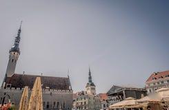 Ciudad Hall City Hall Rathaus Imagenes de archivo