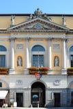 Ciudad Hall Lugano Imagenes de archivo