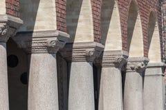Ciudad Hall Stockholm Sweden Imágenes de archivo libres de regalías