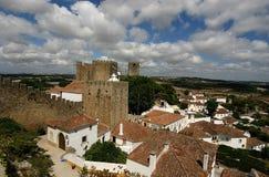 Ciudad histórica Foto de archivo libre de regalías