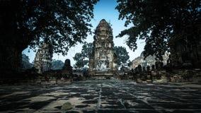 Ciudad histórica de Ayutthaya Imágenes de archivo libres de regalías
