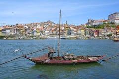 Ciudad histórica de Oporto, Portugal imágenes de archivo libres de regalías
