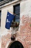 Ciudad histórica del centro de la ciudad de Charleston Imagenes de archivo