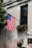 Ciudad histórica del centro de la ciudad de Charleston, Carolina del Sur, los E.E.U.U. Foto de archivo