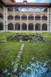 Ciudad histórica y cultural de avisos de España Imagenes de archivo