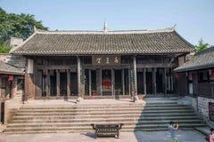 Ciudad Huguang de Chongqing Rongchang Road Hole imagenes de archivo