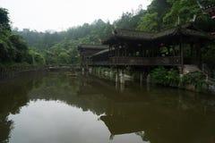 Ciudad imperial de la tostada de la tostada de Enshi Imagen de archivo