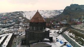 Ciudad-invierno de Erzurum