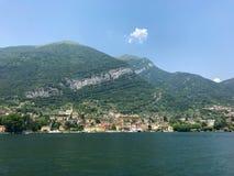 Ciudad Italia de Azzano Imágenes de archivo libres de regalías