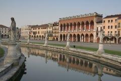Ciudad Italia de Padua Fotos de archivo