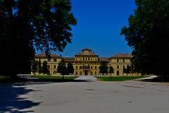 Ciudad Italia de Parma Imagen de archivo