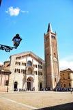 Ciudad Italia de Parma Fotografía de archivo
